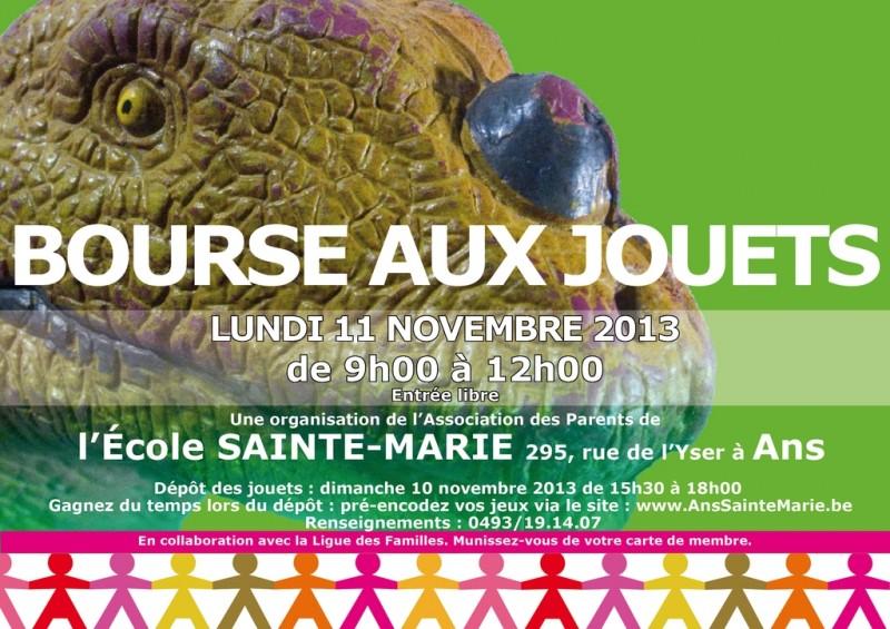 Bourse aux Jouets 2013