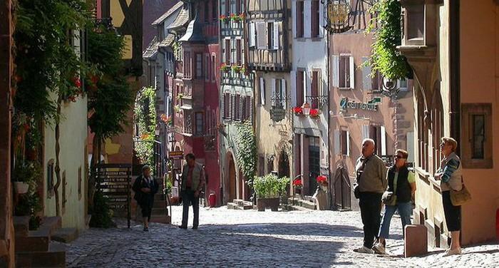 Riquewihr-Alsace