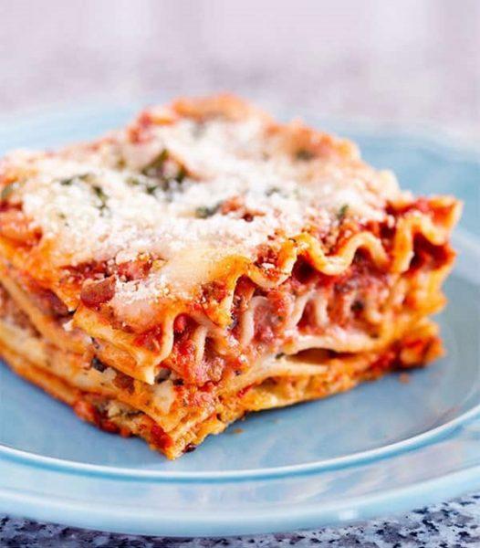 Vente de lasagnes P6